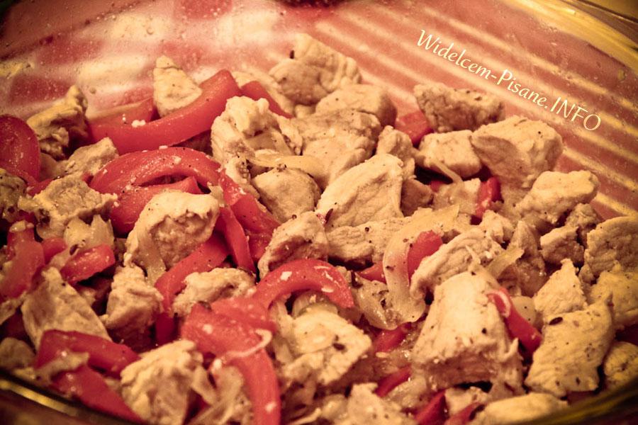Potrawka z wieprzowiny w cytrynach