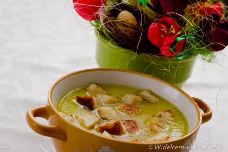 Zupa cebulowa na szybko