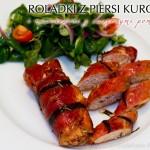Z kuchni MasterChefa: roladki z piersi kurczaka i mascarpone z suszonymi pomidorami