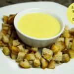 Błyskawiczna zupa serowa